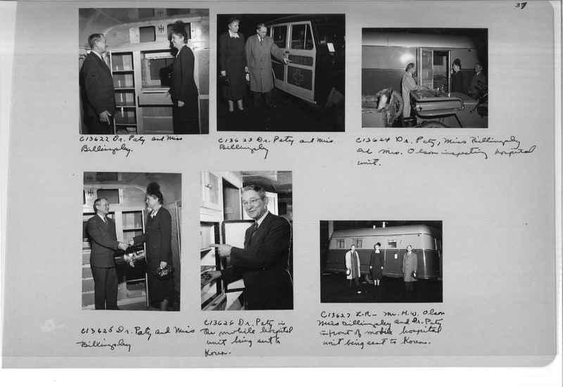 Mission Photograph Album - Portraits #13 Page 0037