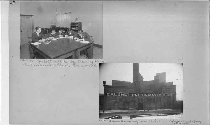 Mission Photograph Album - Cities #12 page 0218