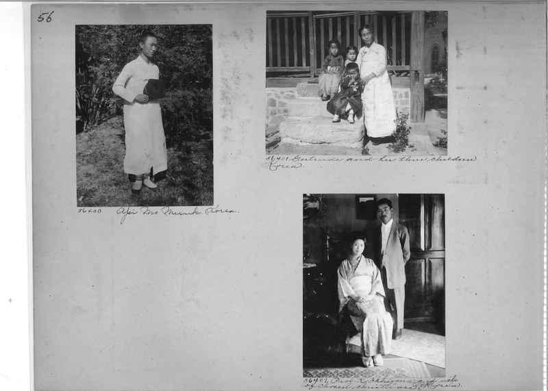 Mission Photograph Album - Korea #5 page 0056