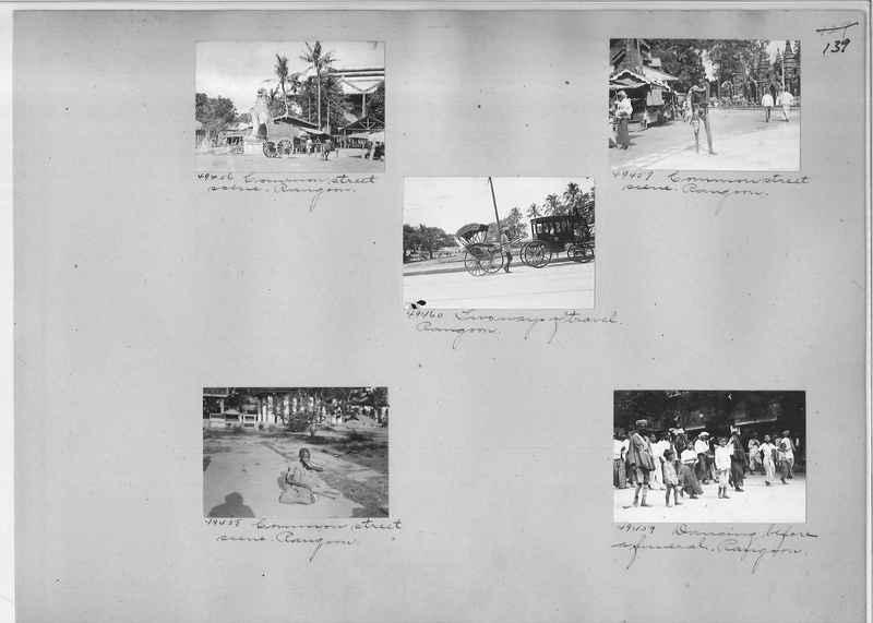 Mission Photograph Album - Burma #1 page 0139