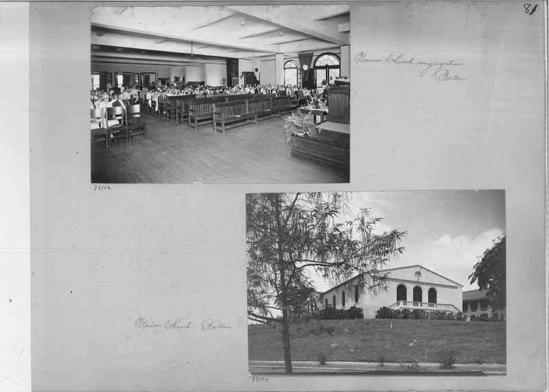 Mission Photograph Album - Panama #03 page 0081