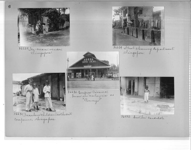 Mission Photograph Album - Malaysia #2 page 0058