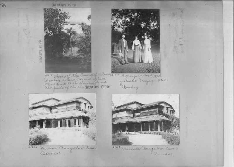 Mission Photograph Album - India #03 page_0086