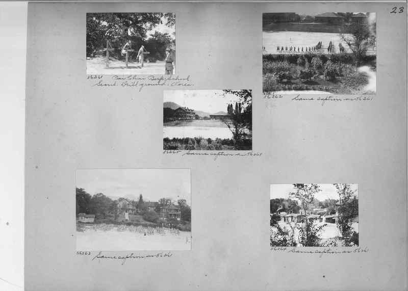 Mission Photograph Album - Korea #5 page 0023