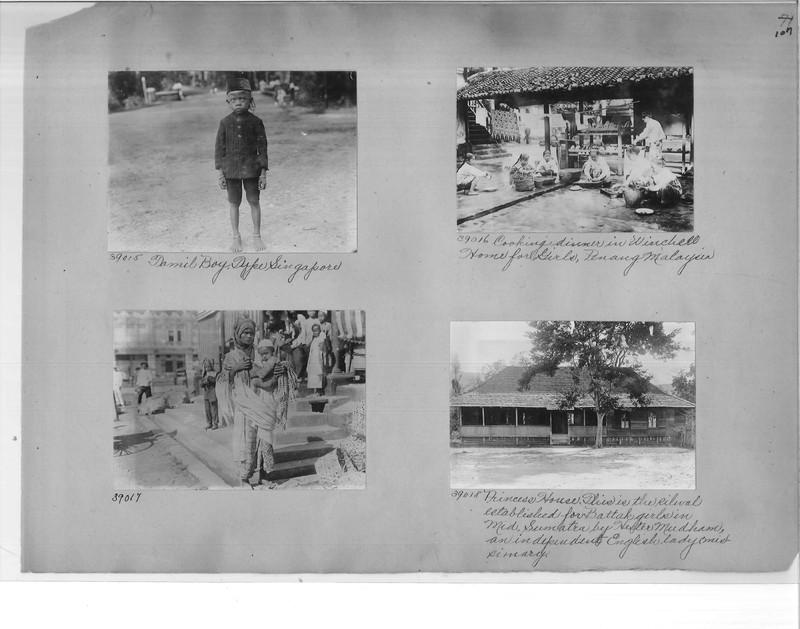 Mission Photograph Album - Malaysia #2 page 0107