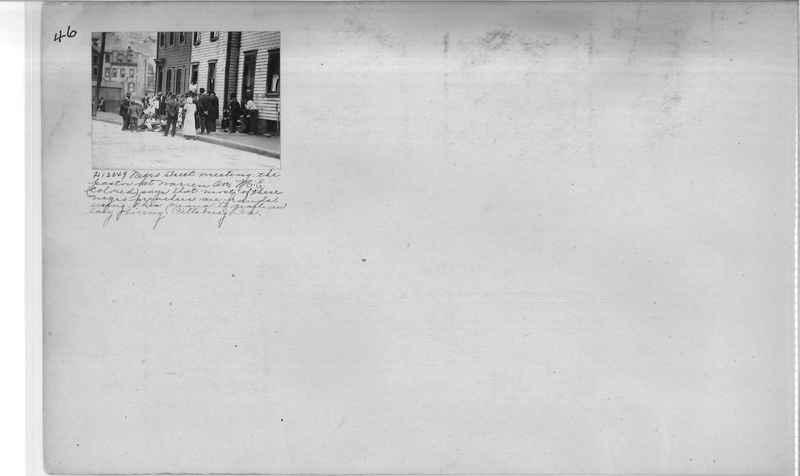 Mission Photograph Album - Negro #2 page 0046
