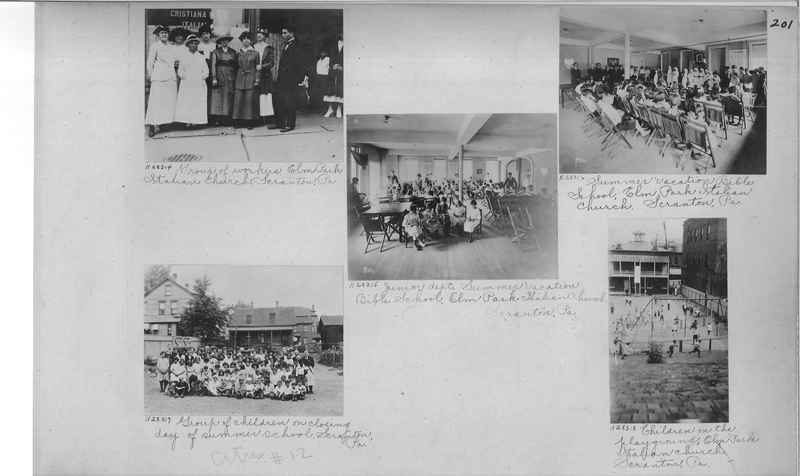 Mission Photograph Album - Cities #12 page 0201