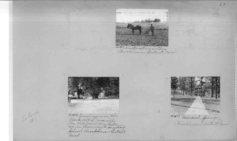 Mission Photograph Album - Negro #1 page 0023
