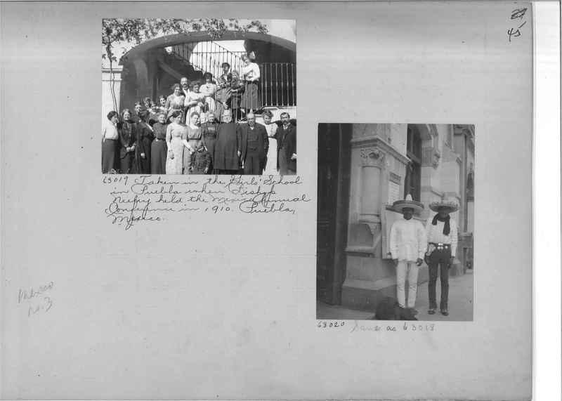 Mission Photograph Album - Mexico #03 Page_0045