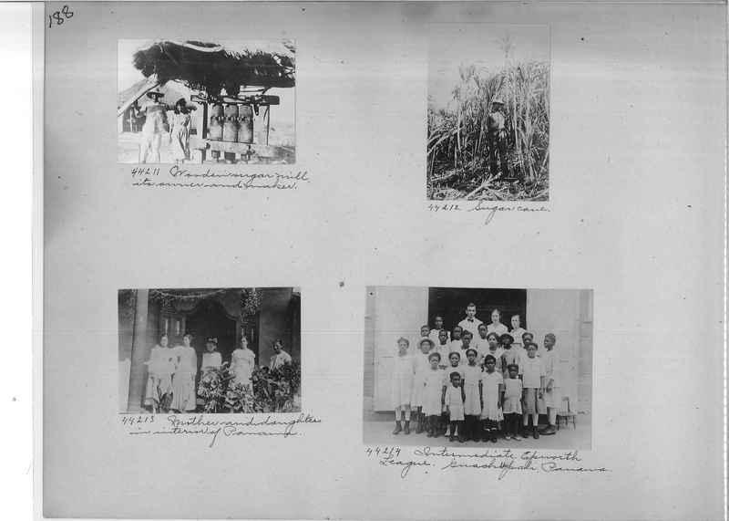 Mission Photograph Album - Panama #02 page 0188