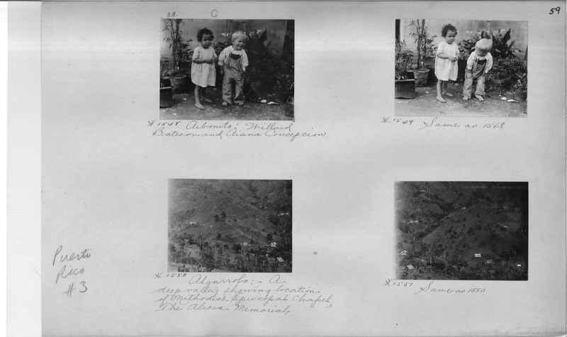 Mission Photograph Album - Puerto Rico #3 page 0059