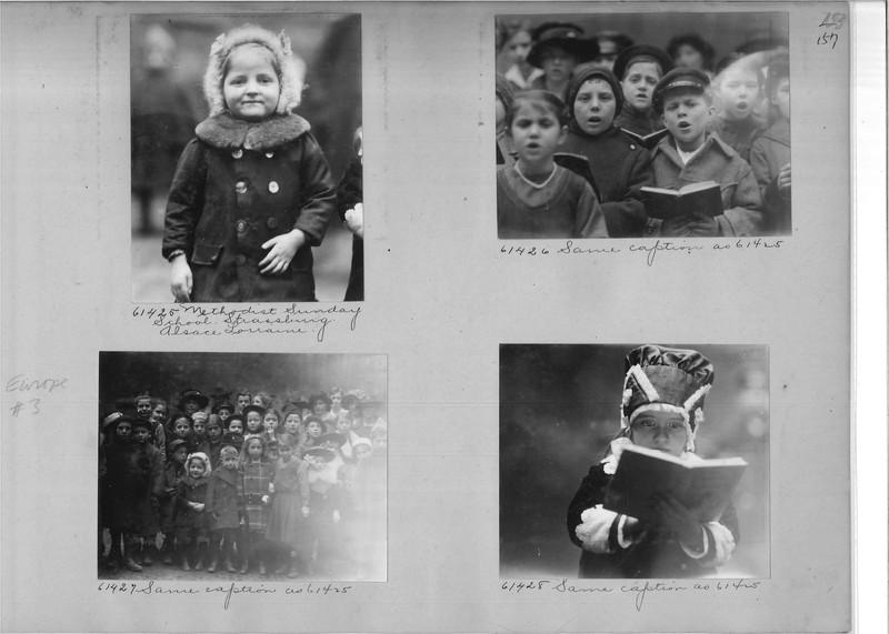 Mission Photograph Album - Europe #03 Page 0157