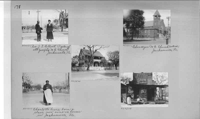 Mission Photograph Album - Negro #3 page 0178