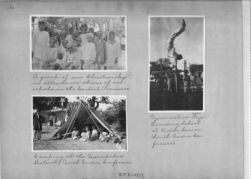 Mission Photograph Album - India - O.P. #01 Page 0156