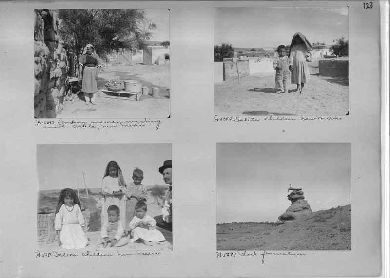 Mission Photograph Albums - Indians #1 page 0123