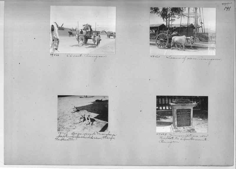 Mission Photograph Album - Burma #1 page 0141