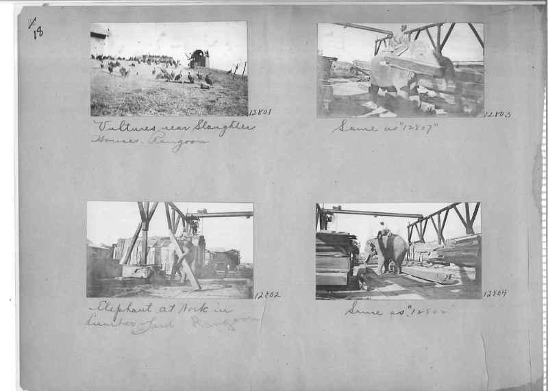 Mission Photograph Album - Burma #1 page 0018