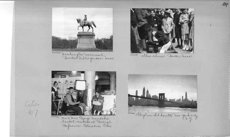Mission Photograph Album - Cities #17 page 0109