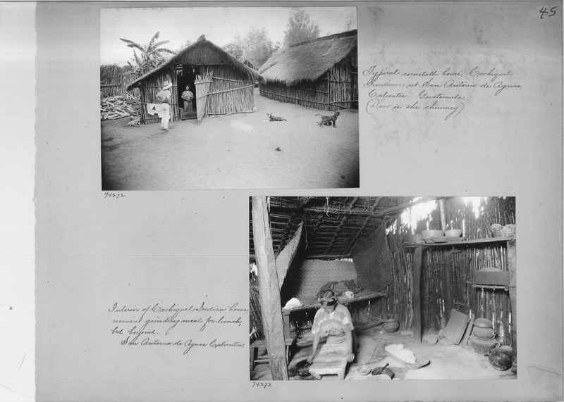 Mission Photograph Album - Panama #03 page 0045
