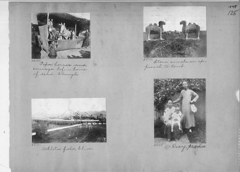 Mission Photograph Album - China #7 page 0125