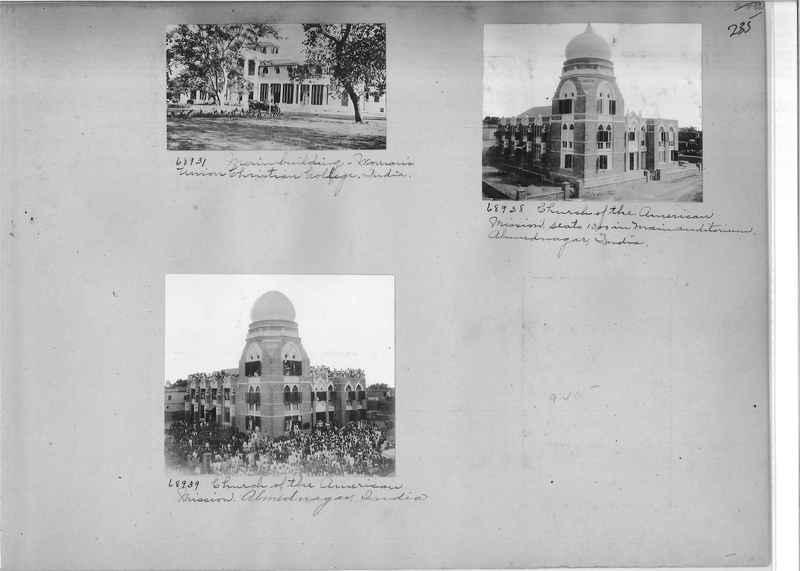 Mission Photograph Album - India #08 Page 0235