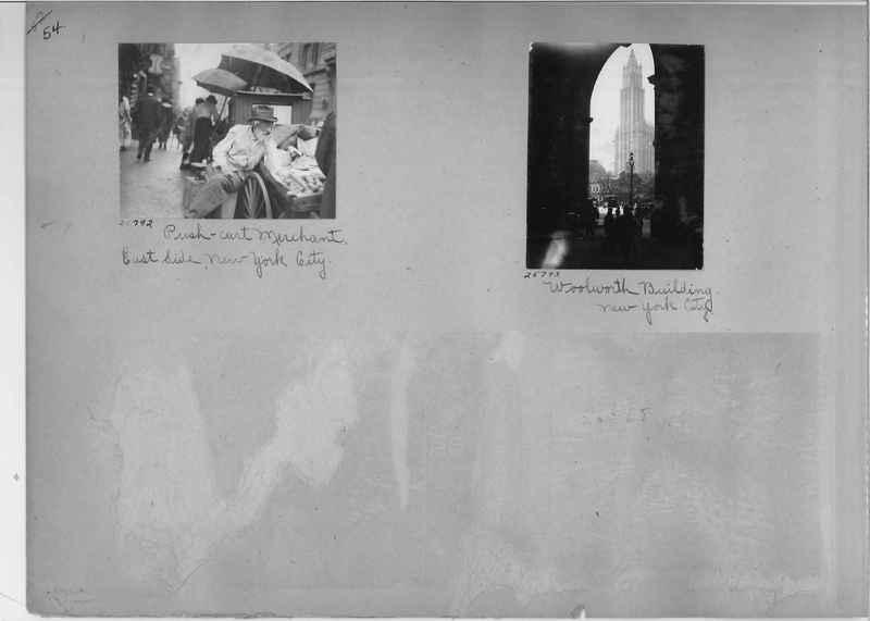 Mission Photograph Album - America #1 page 0054