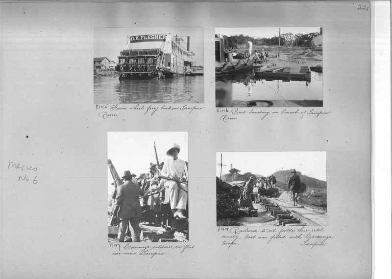 Mission Photograph Album - Mexico #06 page 0221