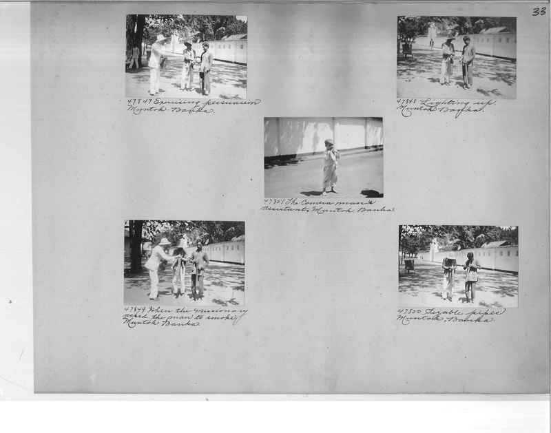 Mission Photograph Album - Malaysia #5 page 0033