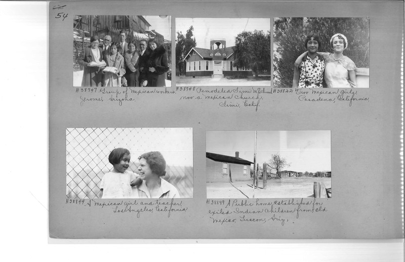 Mission Photograph Album - Latin America #2 page 0054