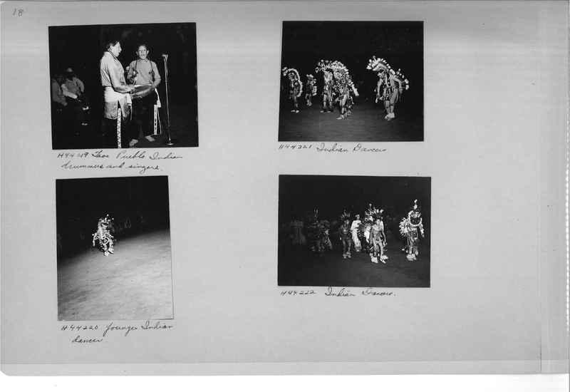 Mission Photograph Albums - Indians #3 Page_0018