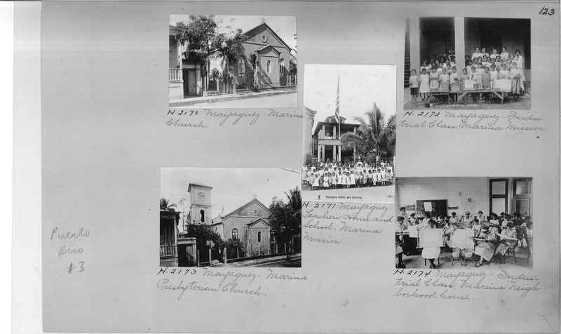Mission Photograph Album - Puerto Rico #3 page 0123