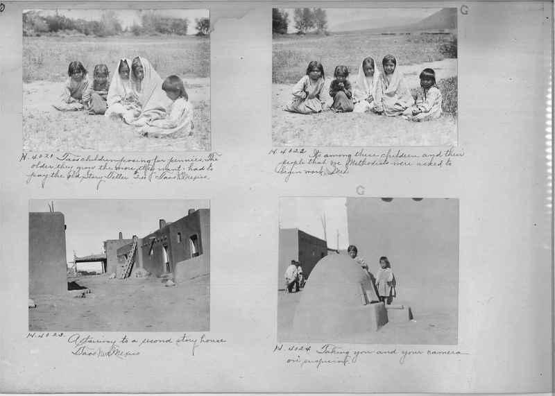 Mission Photograph Albums - Indians #1 page 0070