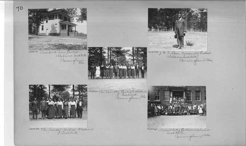 Mission Photograph Album - Negro #3 page 0070