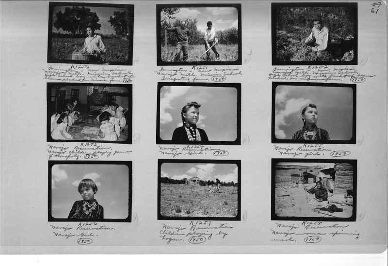 Mission Photograph Albums - Indians #3 Page_0061