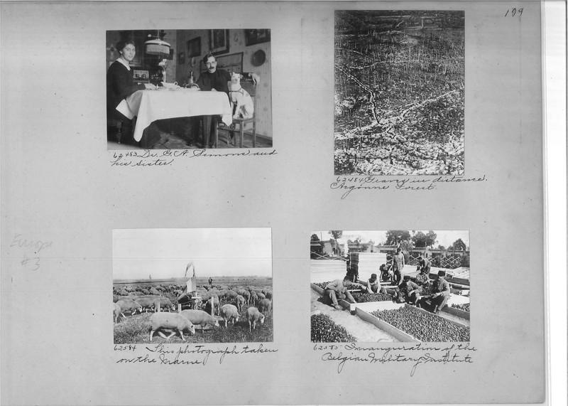 Mission Photograph Album - Europe #03 Page 0179