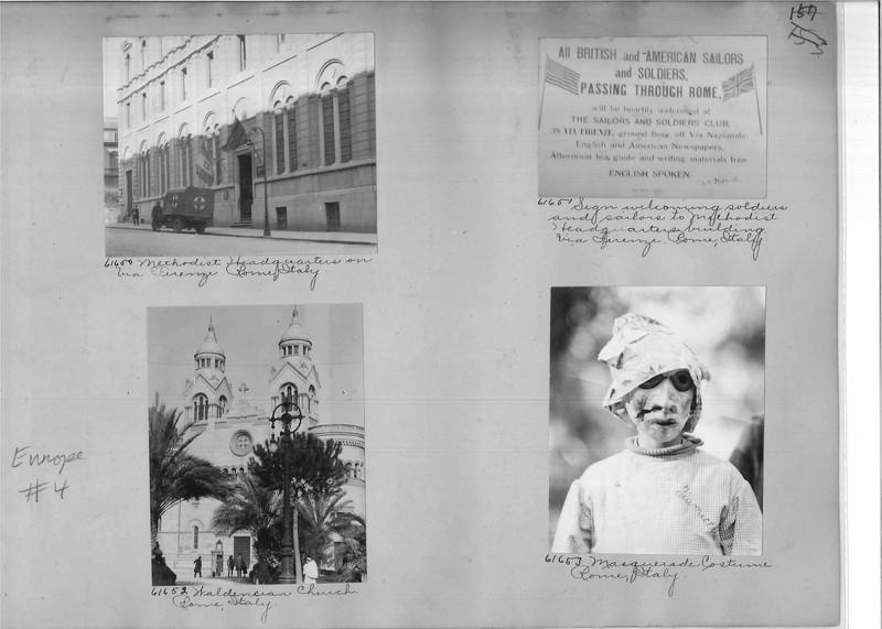 Mission Photograph Album - Europe #04 Page 0157