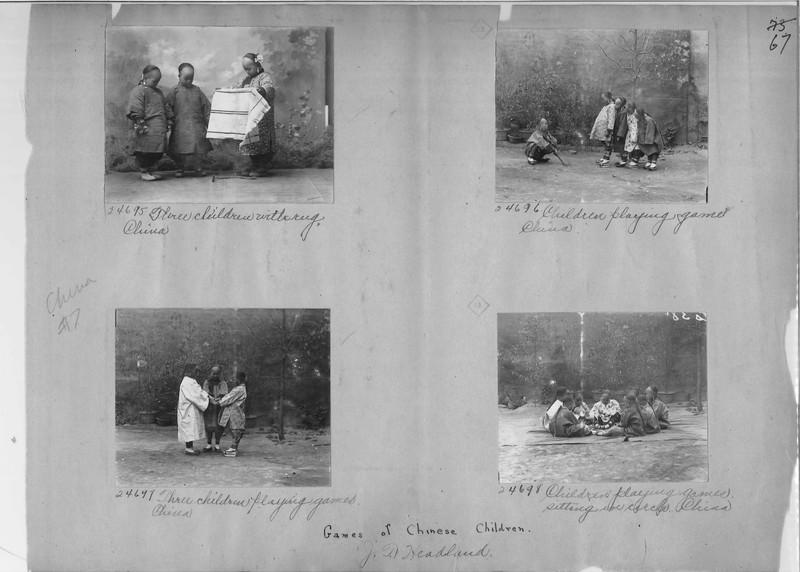 Mission Photograph Album - China #7 page 0067