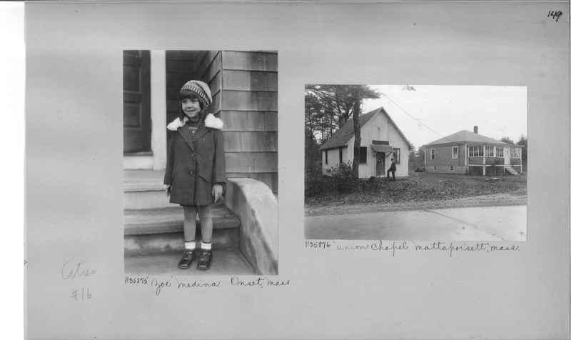 Mission Photograph Album - Cities #16 page 0149