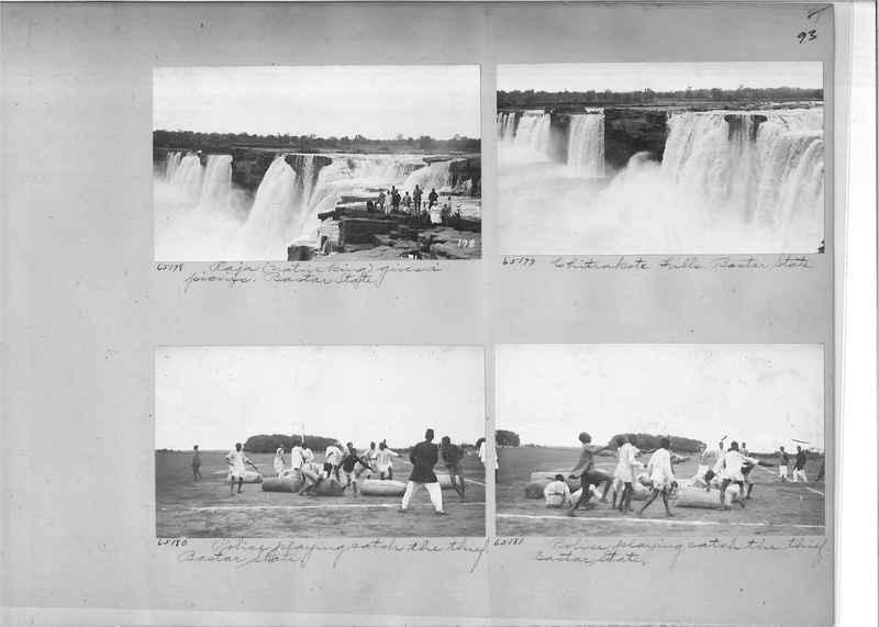 Mission Photograph Album - India #08 Page 0093