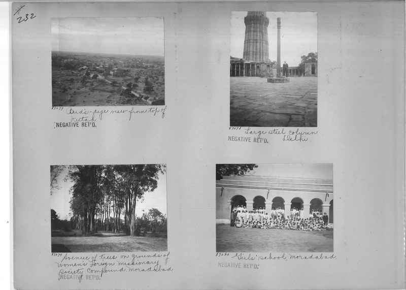Mission Photograph Album - India #09 Page 0232