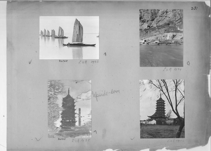Mission Photograph Album - China #19 page 0231