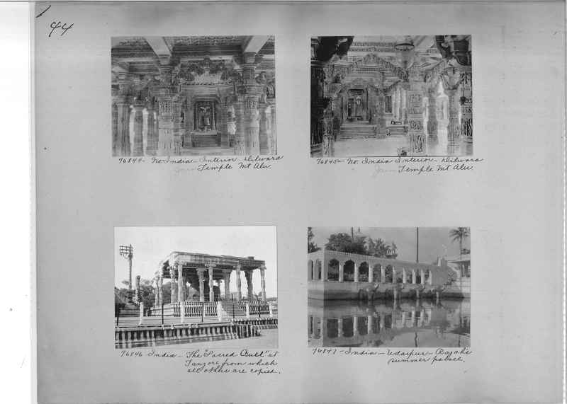 Mission Photograph Album - India #09 Page 0044