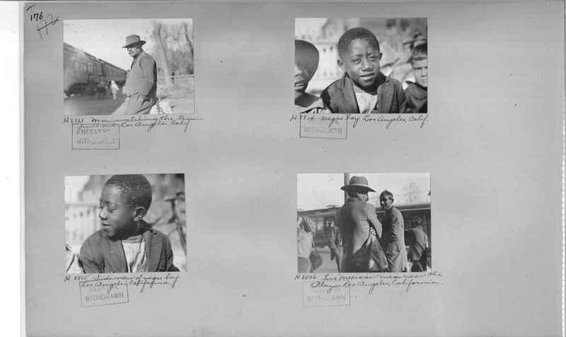 Mission Photograph Album - Cities #4 page 0176