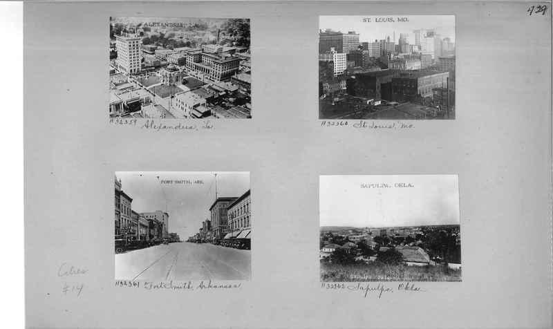 Mission Photograph Album - Cities #14 page 0129