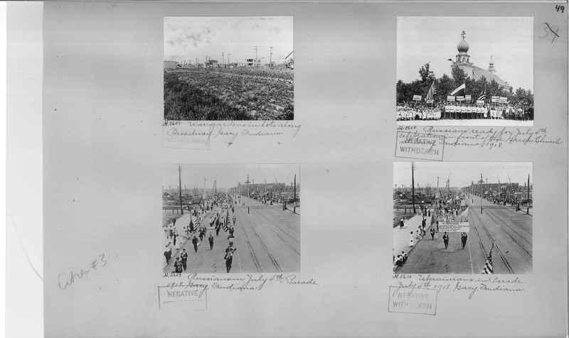 Mission Photograph Album - Cities #3 page 0049