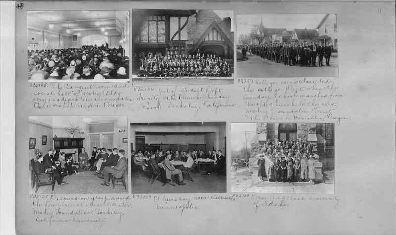 Mission Photograph Album - Education #2 page 0048