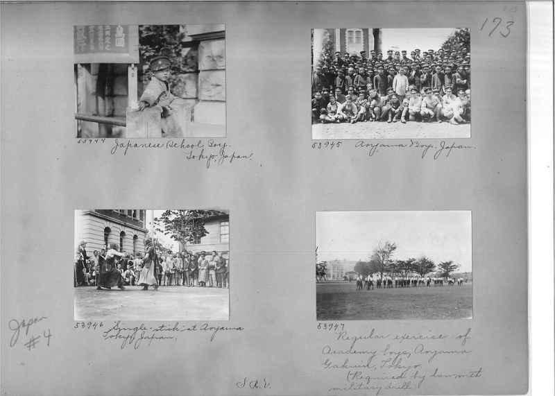 Mission Photograph Album - Japan #04 Page 0173