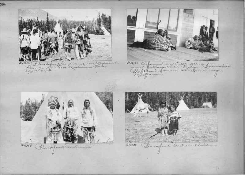 Mission Photograph Albums - Indians #1 page 0202