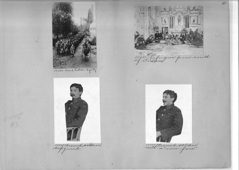Mission Photograph Album - Europe #03 Page 0021