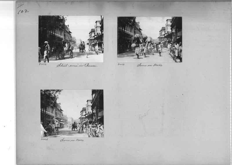 Mission Photograph Album - India #09 Page 0102